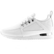 Mallet Hiker Trainers White