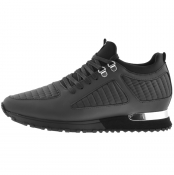 Product Image for Mallet Quilted Diver Trainers Black