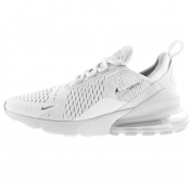 Product Image for Nike Air Max 270 Trainers White