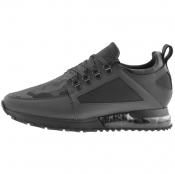 Mallet Tech Hiker Trainers Black