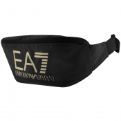 Product Image for EA7 Emporio Armani Sling Waist Bag Black