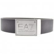 EA7 Emporio Armani Train Core ID Logo Belt Navy