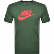Nike Futura Icon T Shirt Green