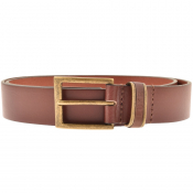 Luke 1977 Kenny Leather Belt Brown