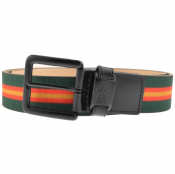 Luke 1977 Furth Sport Leather Belt Black