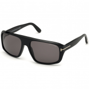 Tom Ford FT0754 Sunglasses Black