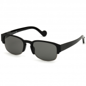 Moncler ML0125 01A Sunglasses Black