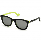 Moncler ML0118 01C Sunglasses Black
