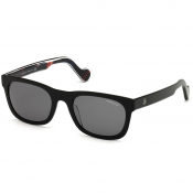 Moncler ML0122 Sunglasses Black