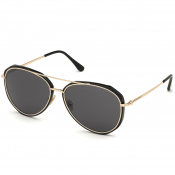 Tom Ford FT0749 Sunglasses Black