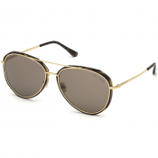 Tom Ford FT0749 Sunglasses Brown