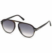 Tom Ford FT0756 Sunglasses Brown