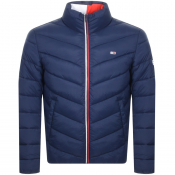 Product Image for Tommy Jeans Puffer Jacket Navy