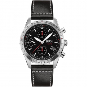 Product Image for BOSS HUGO BOSS The Collection Aero Watch Black