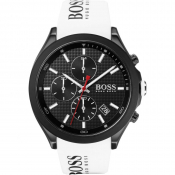 BOSS HUGO BOSS 1513718 Velocity Watch White