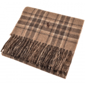 Product Image for Ralph Lauren Check Scarf Brown