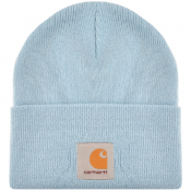 Carhartt Watch Beanie Hat Blue