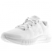 Product Image for Under Armour UA Micro Pursuit Trainers White