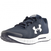Product Image for Under Armour UA Micro Pursuit Trainers Navy