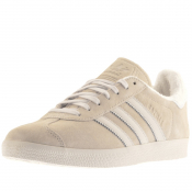 adidas Originals Gazelle Trainers Beige