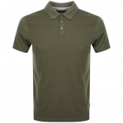 Product Image for Ted Baker Dayja Polo T Shirt Khaki