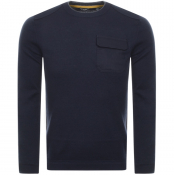 Product Image for Ted Baker Say Say Crew Neck Jumper Navy