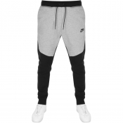 Nike Slim Fit Jogging Bottoms Black