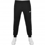 Product Image for Nike Training Logo Jogging Bottoms Black
