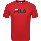 Product Image for Fila Vintage Eagle Crew Neck T Shirt Red