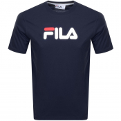 Product Image for Fila Vintage Eagle Crew Neck T Shirt Navy