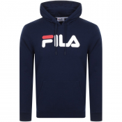 Product Image for Fila Vintage Axel Pullover Hoodie Navy