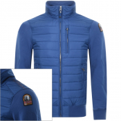 Product Image for Parajumpers Full Zip Elliot Jacket Navy