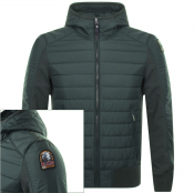 Product Image for Parajumpers Gordon Hybrid Hooded Green