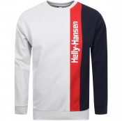 Helly Hansen Young Urban Logo Sweatshirt Grey