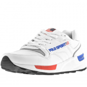 Product Image for Ralph Lauren Sport Track Star Trainers White