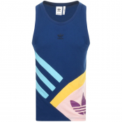 adidas Originals 90s Vest Navy