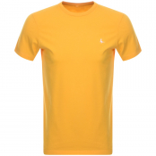 Product Image for Jack Wills Sandleford Short Sleeved T Shirt Yellow