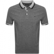 Michael Kors Short Sleeved Polo T Shirt Grey