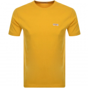Nudie Jeans Daniel T Shirt Yellow