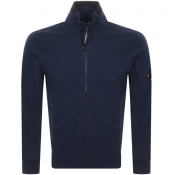 Product Image for CP Company Full Zip Sweatshirt Navy
