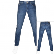 Product Image for Versace Jeans Couture Slim Fit Jeans Blue
