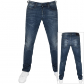 Diesel Buster 084AS Jeans Blue
