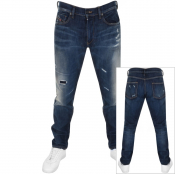Product Image for Diesel D Strukt 0890W Jeans Blue