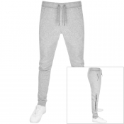 Under Armour Rival Logo Jogging Bottoms Grey