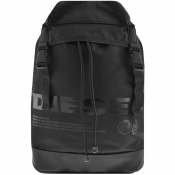 Diesel Fsuse Backpack Black