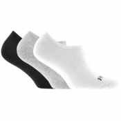 Ralph Lauren 3 Pack Socks Black