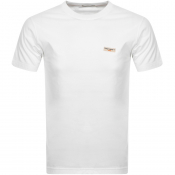 Product Image for Nudie Jeans Daniel T Shirt White