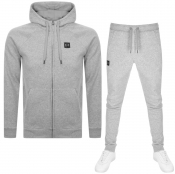 Under Armour Rival Tracksuit Grey