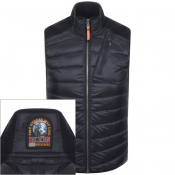 Product Image for Parajumpers Zavier Quilted Gilet Black