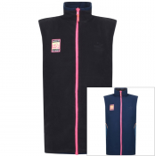 Product Image for adidas Reversible Gilet Navy